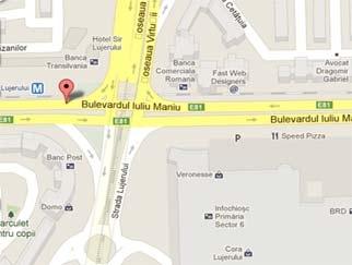 Apartament de inchiriat MILITARI - Metrou Lujerului (Piata Veteranilor) 3 camere