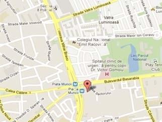 Inchiriez apartament 3 camere DECEBAL - Calarasi