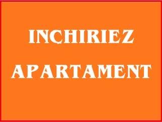 INCHIRIERI apartamente SALA PALATULUI 3 camere