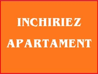 INCHIRIERE apartament Bulevardul LACUL TEI (Biserica Sfanta Treime - Tei) 2 camere
