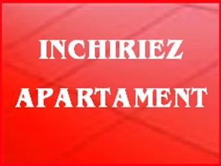 INCHIRIERE apartament 2 camere zona AVIATIEI