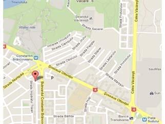Inchirieri apartament 2 camere zona BRANCOVEANU