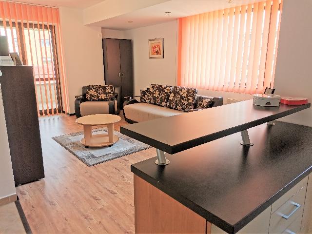 Inchiriez apartament 2 camere Ghencea, mobilat, etaj 2/5