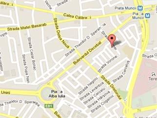INCHIRIERI apartamente 2 camere DECEBAL - Piata Muncii